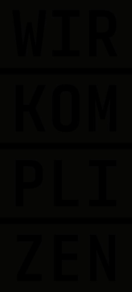 Wir Komplizen - Logo