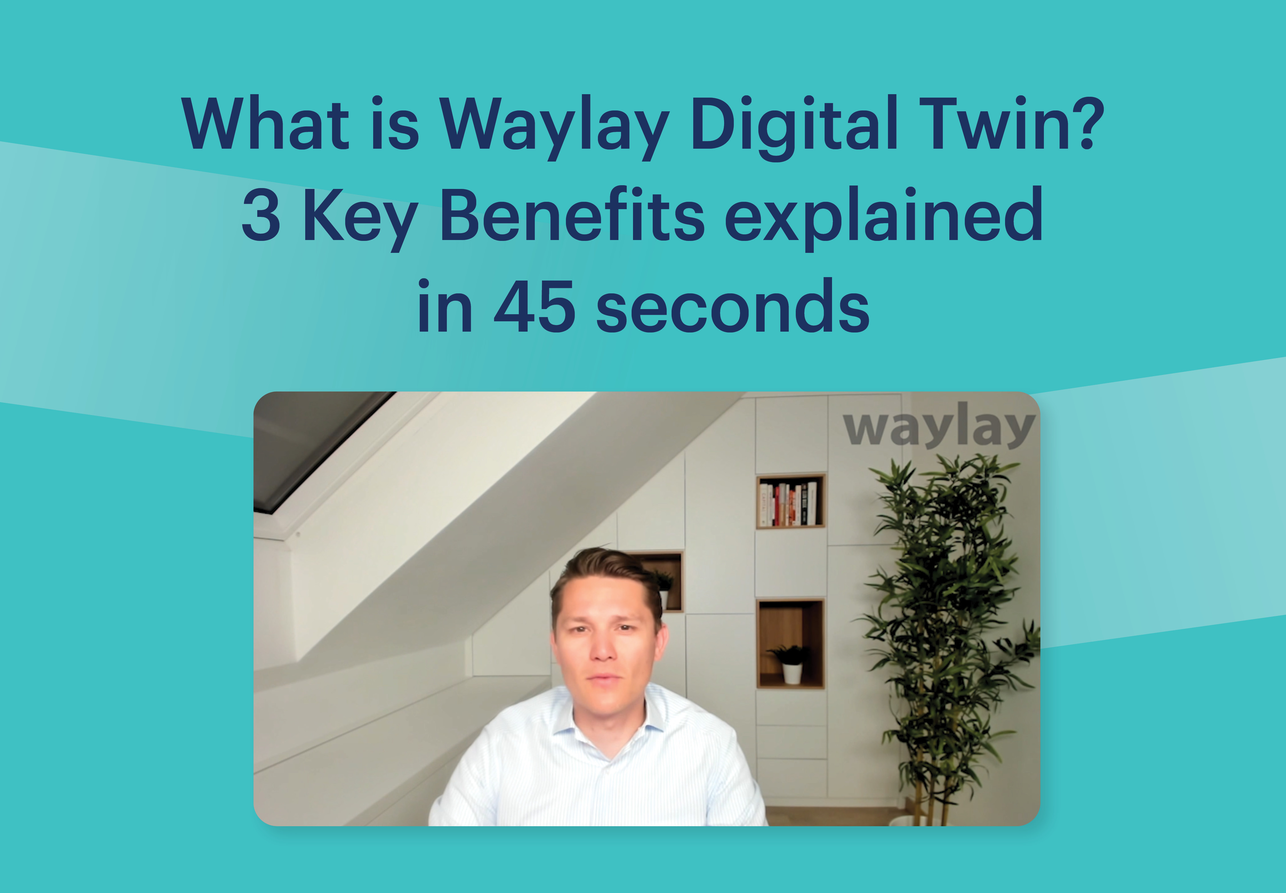The Missing IoT Link to Scalable Smart Maintenance - Waylay Video