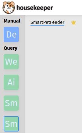 Creating a dashboard on Waylay IO