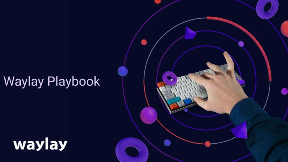Waylay Digital Twin Introduction Demo