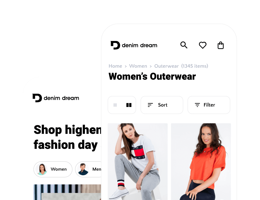 Denim Dream's Makeover - coming soon