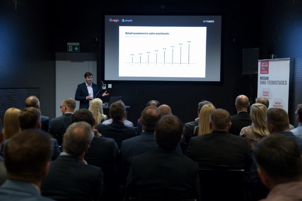 Nissan invited Bit Finer to introduce e-commerce trends in the automotive industry—how did it all went?