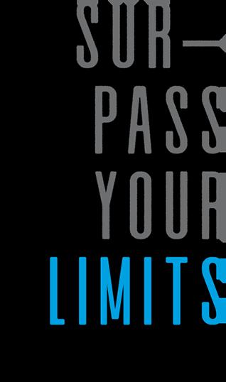 Surpass your limits
