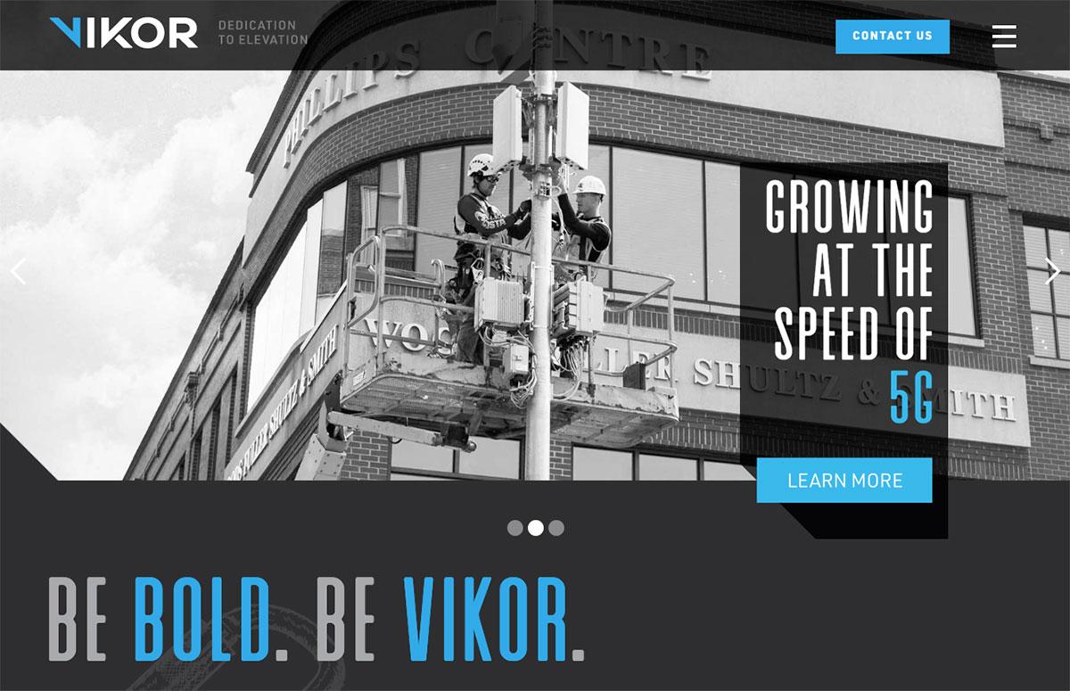 VIKOR.com is live with new updates
