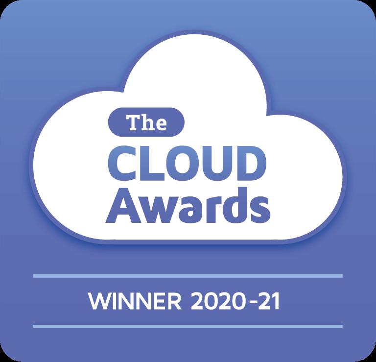 The Cloud Awards | Winner 2020-2021