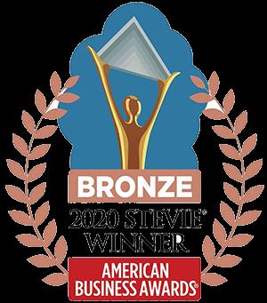 American Business Awards | Bronze 2020 Stevie Winner
