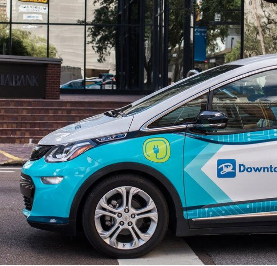Tampa expands free Downtowner electric shuttle service