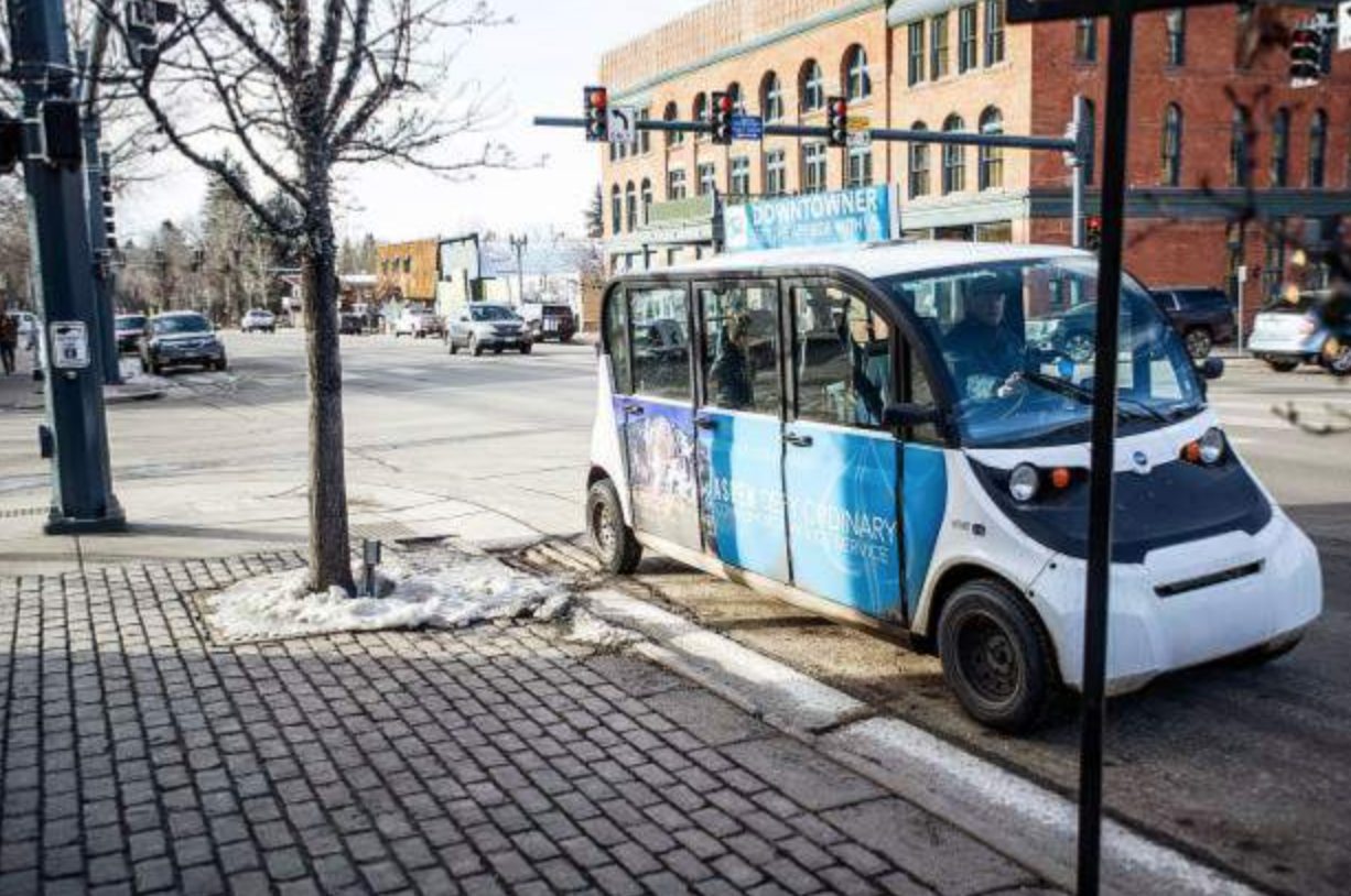 City of Aspen Renews Contract for Downtowner service