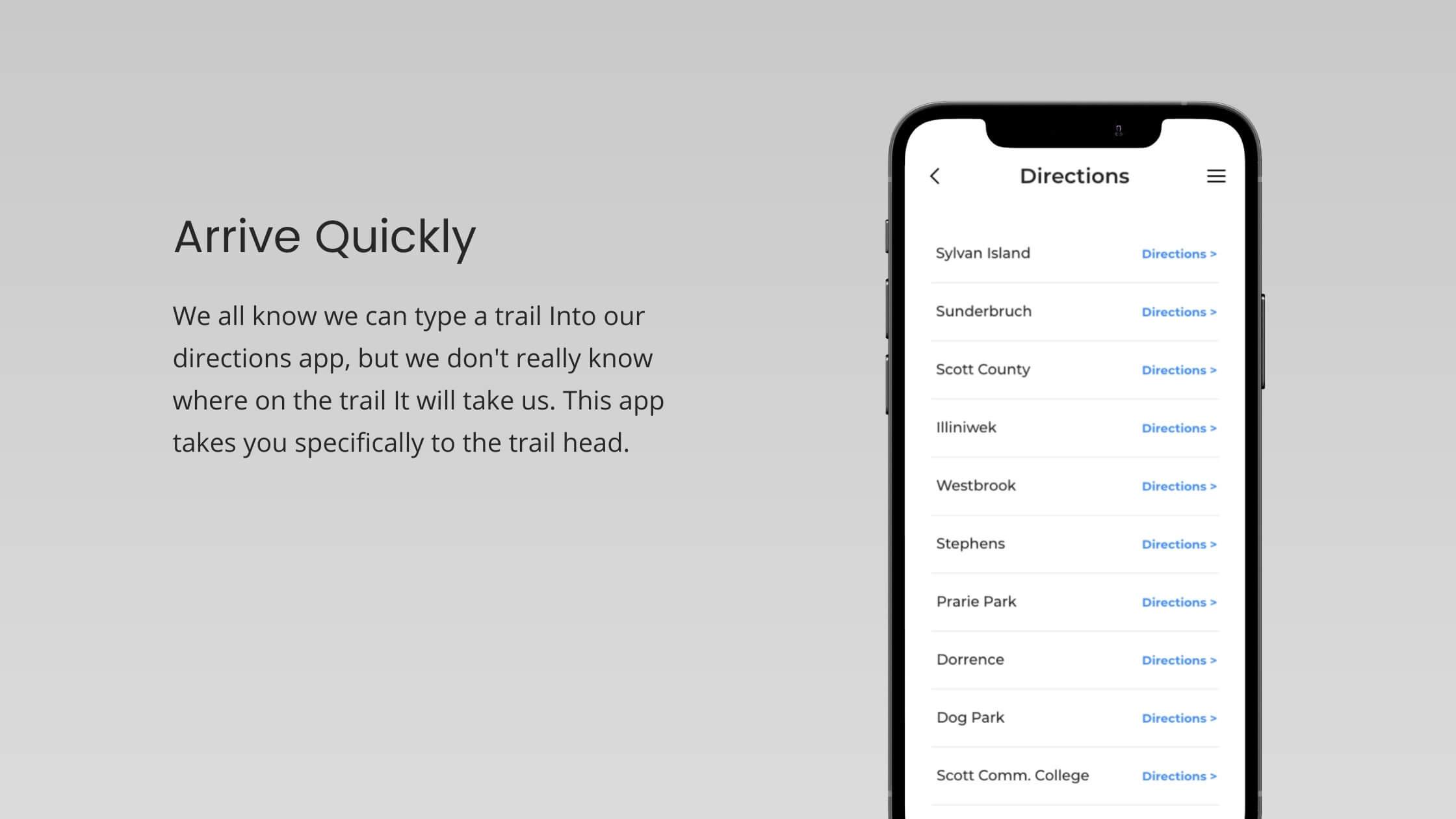 Quad City trails app FitQuest app development Braden Mosley Ben Hermann
