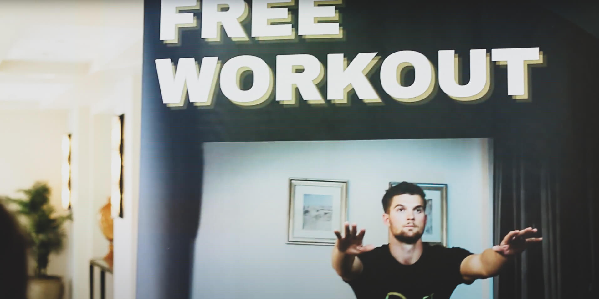 FitQuest Virtual Fitness System Video Commercial