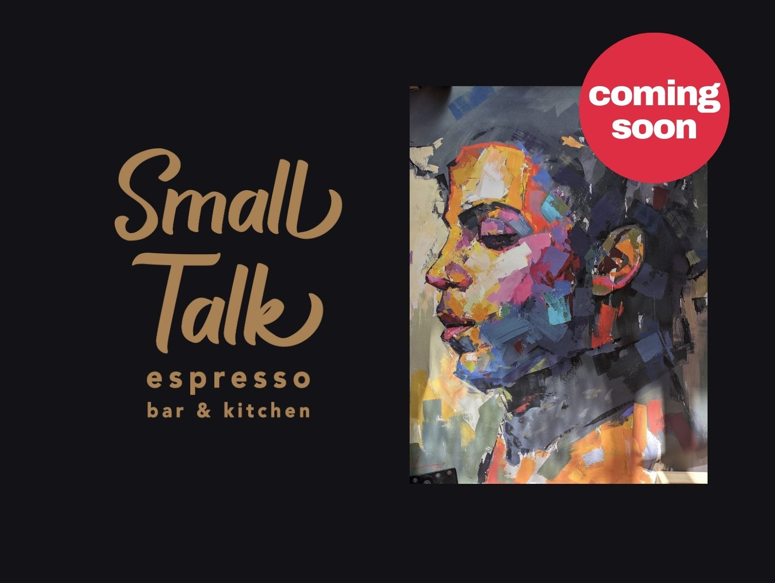 Small Talk Waterloo coming soon