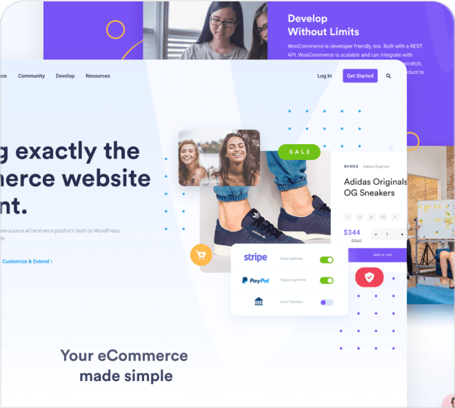 WooCommerce Redesign