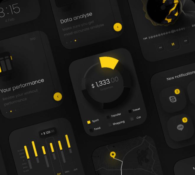 Boro UI App Template