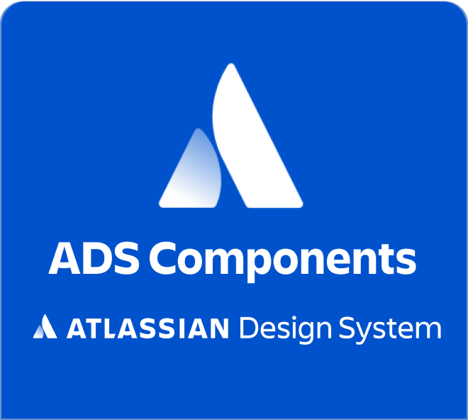 Be inspired by the Atlassian design system and use it to create your own Atlassian themed interfaces.