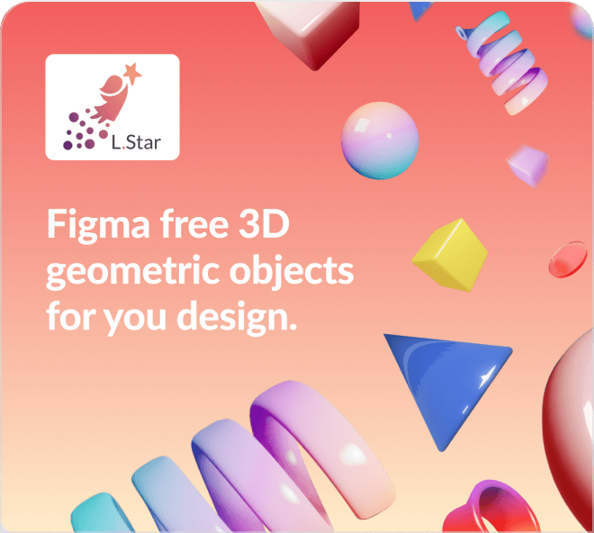 Use these beautiful glossy 3D shapes to spice up your boring websites.