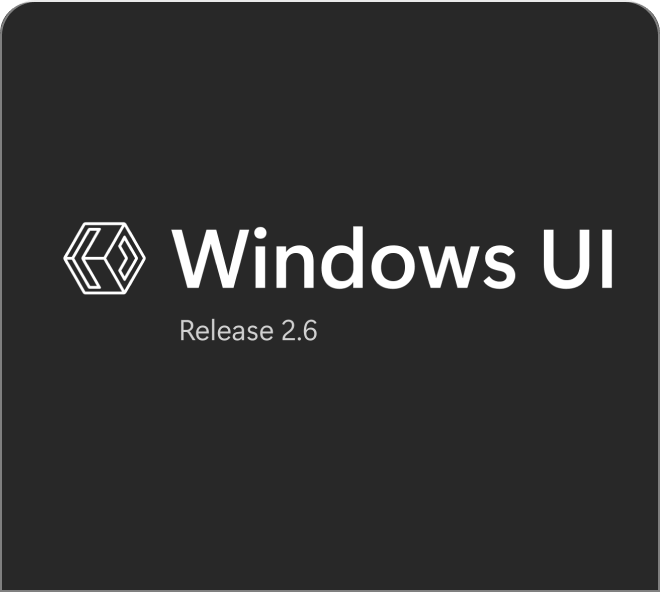Create Microsoft Windows based applications using this official Figma based Windows Design System.