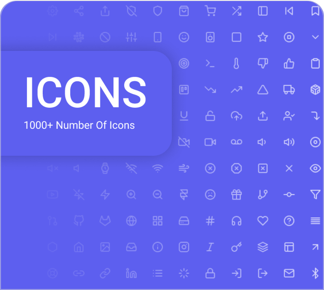 Enjoy an unbelievable and almost overwhelming amount of free high quality Figma icons.
