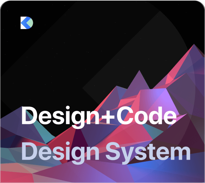 The perfect beginner Design System for you to build magnificent apps.