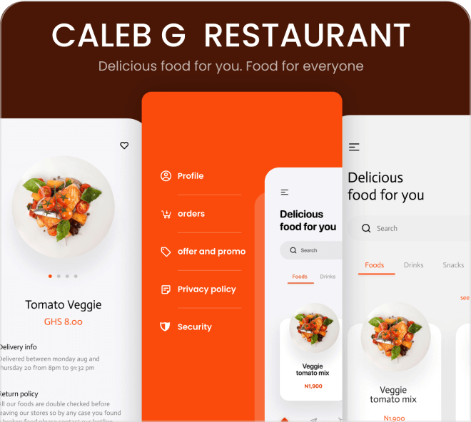There's beauty in simplicity and this free Figma restaurant app UI kit, is a great example of this.