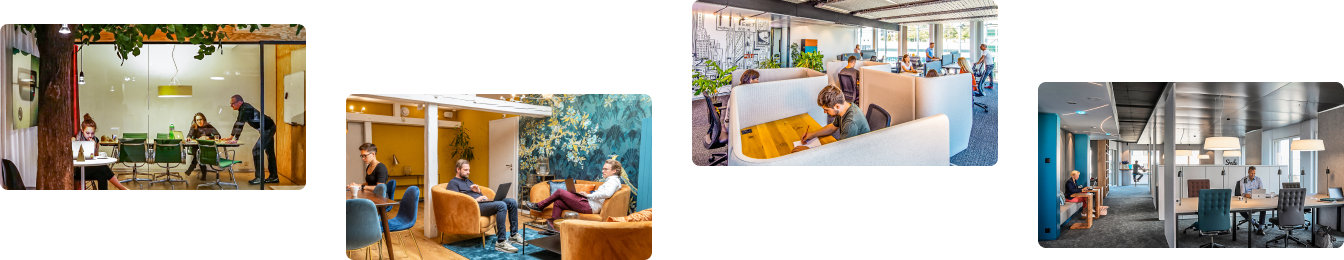 four inspiring coworking spaces