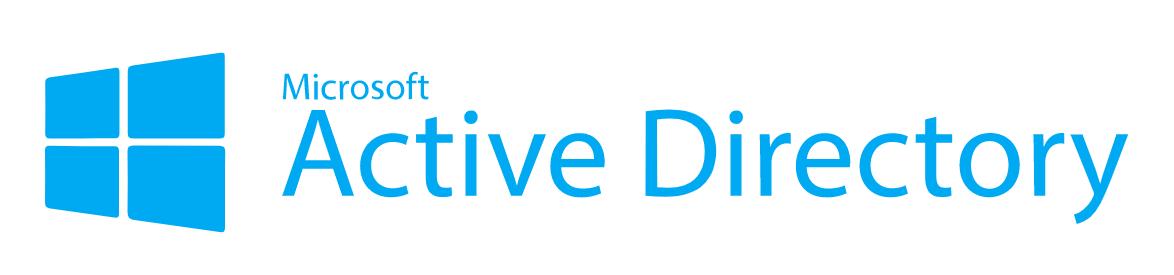 Microsoft Active Directory Integration Logo blue
