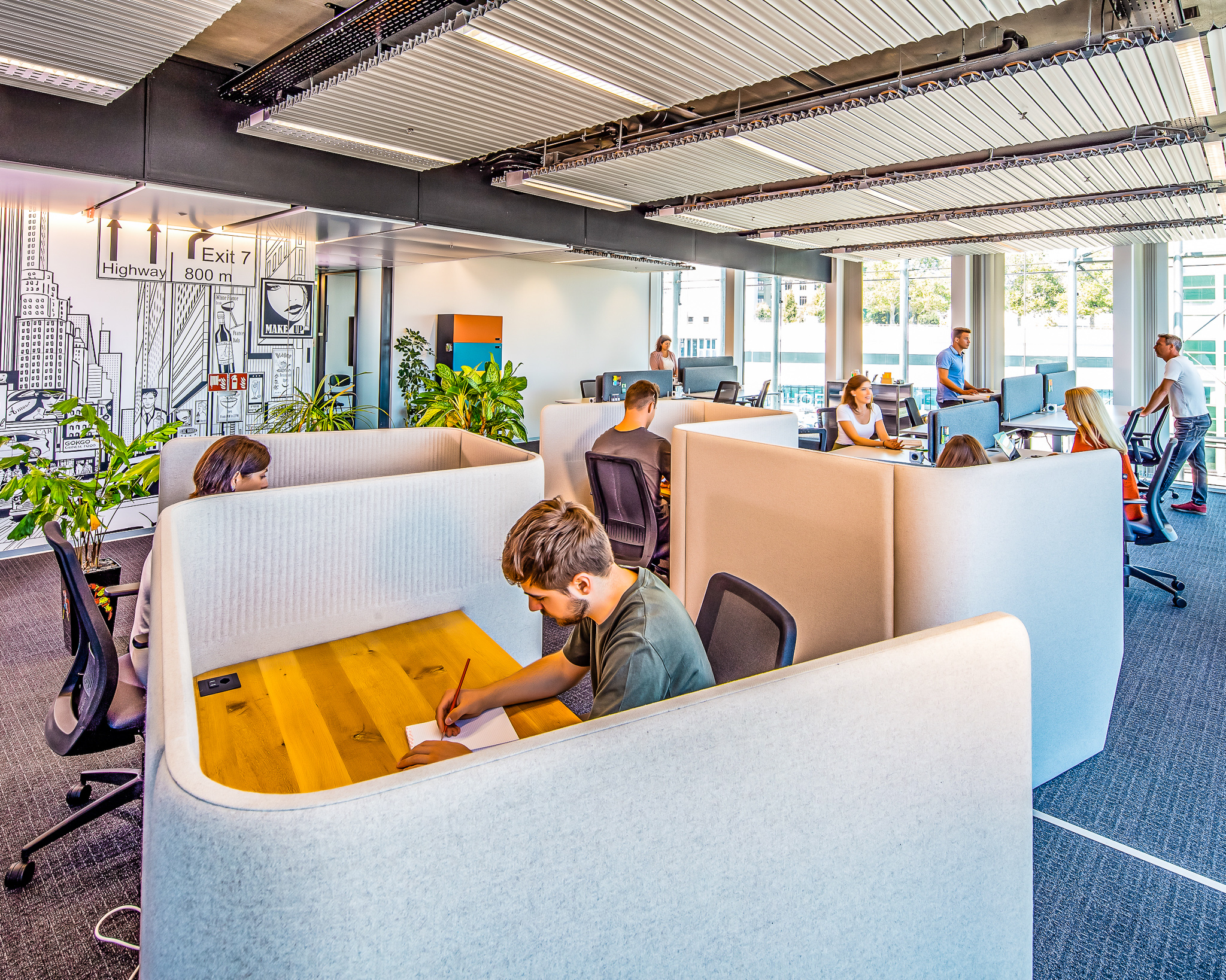 Top 10 Coworking Spaces in Bern