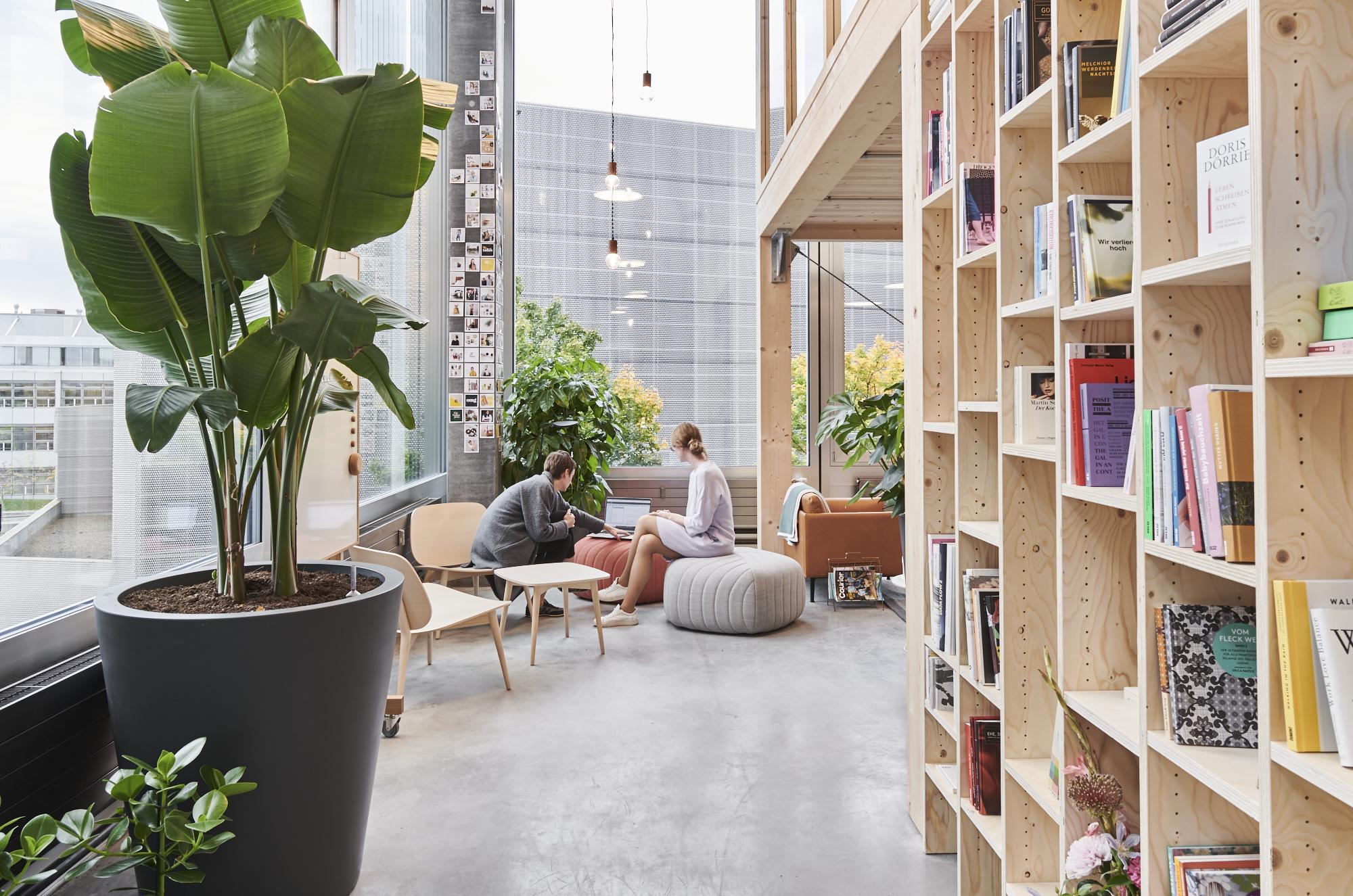 Tadah Coworking Space