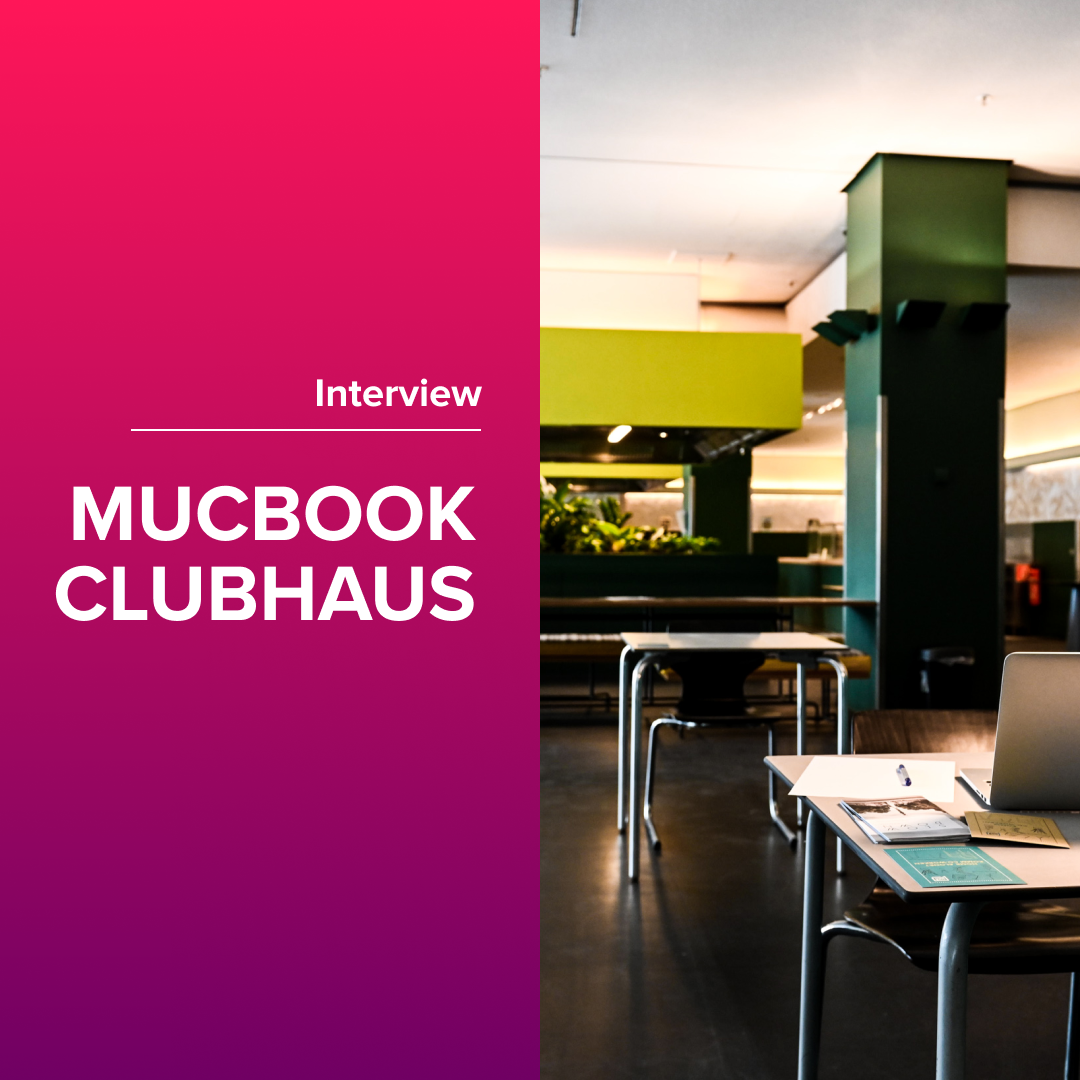 deskbird Coworking Spaces: 5 Questions for MUCBOOK