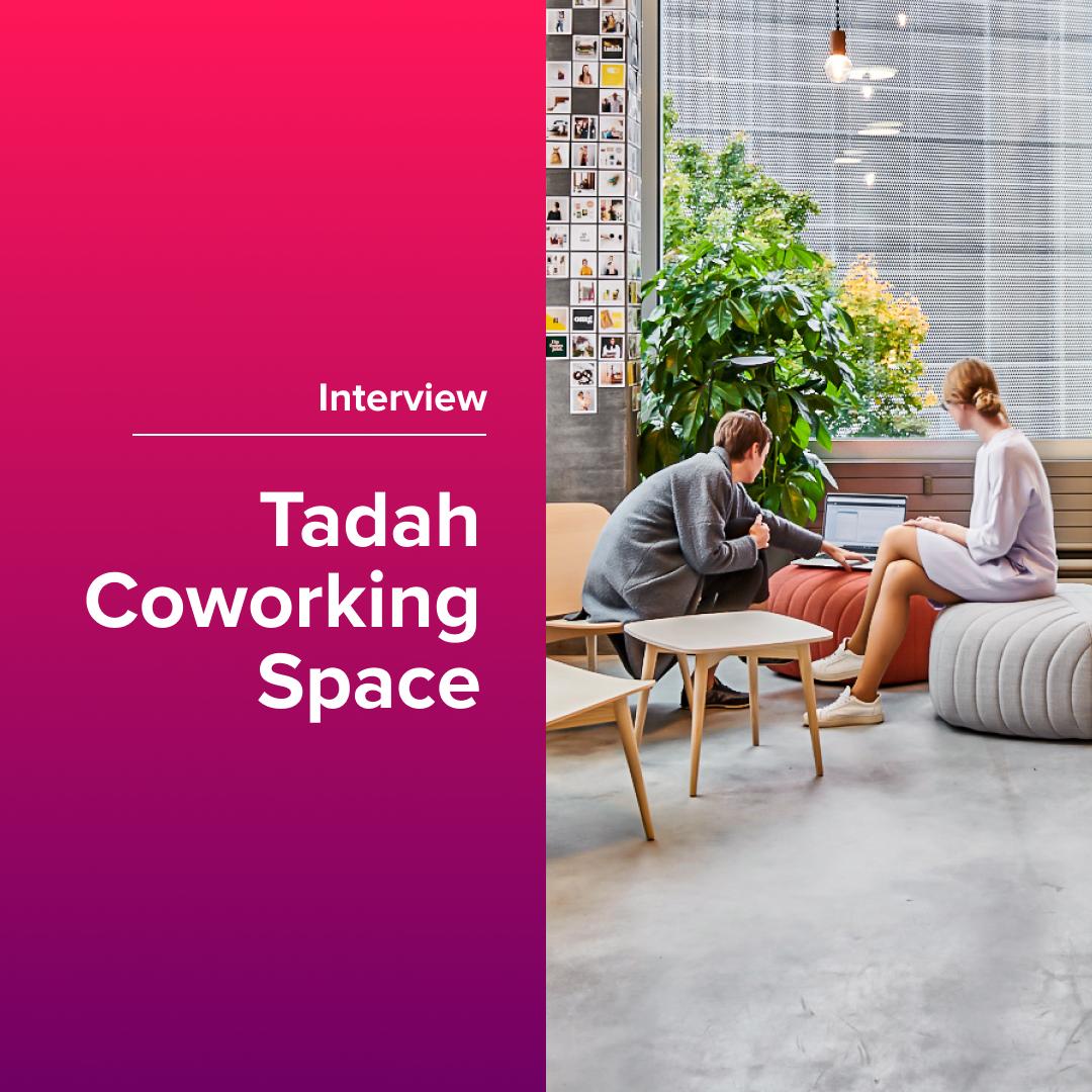 deskbird Coworking Spaces: Introducing Tadah
