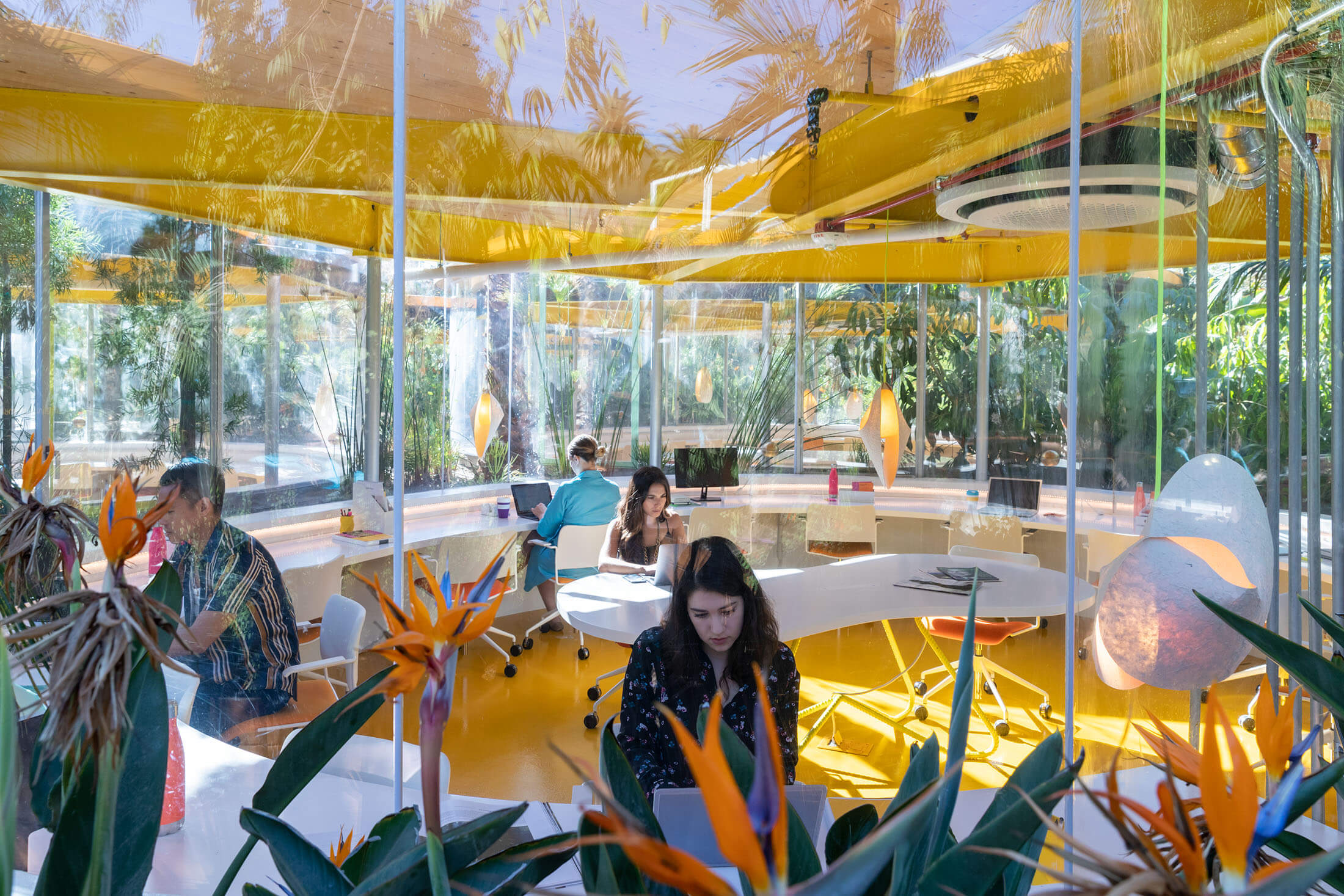 9 Outstanding Workspaces Celebrating Creativity & Innovation