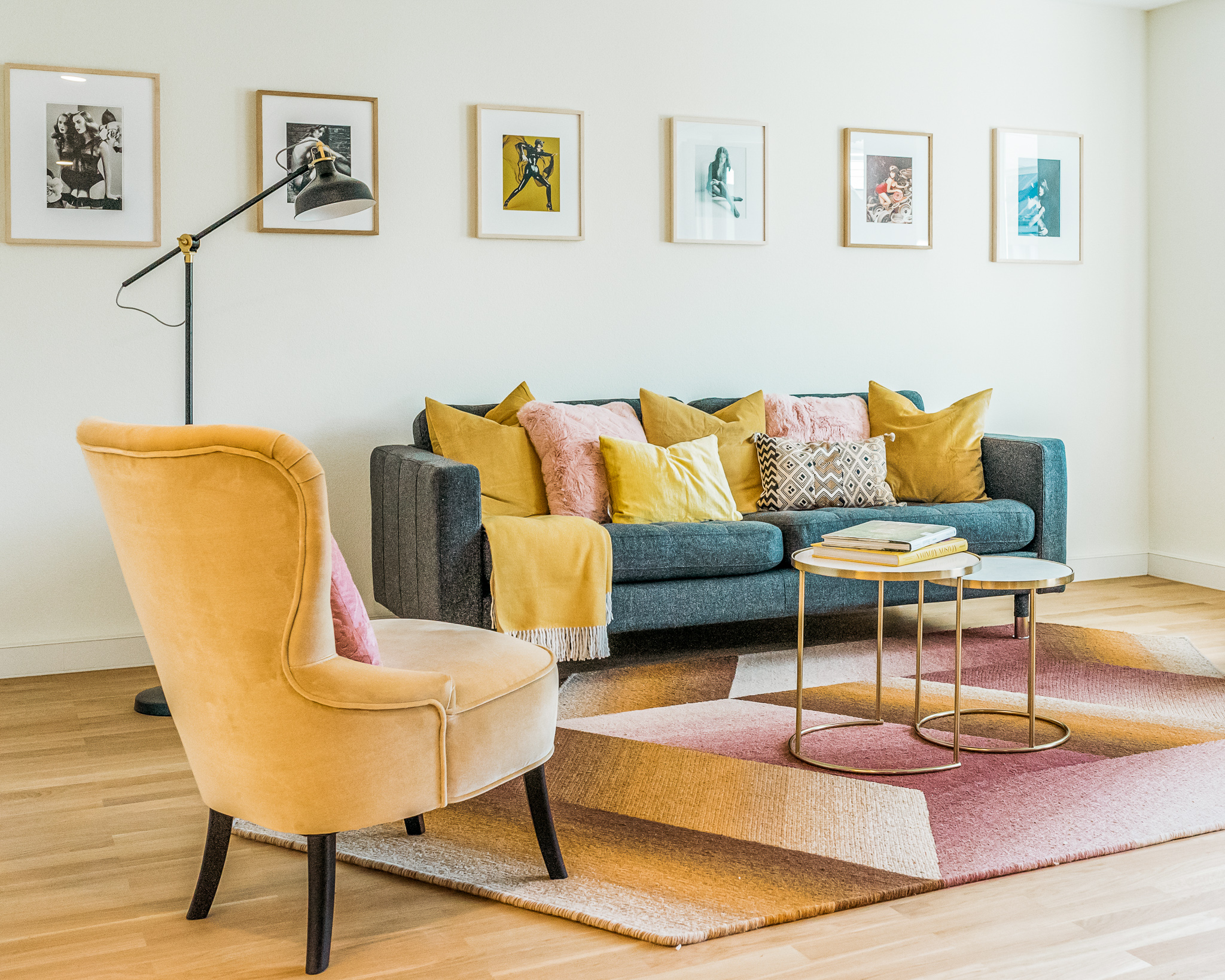 Sofa in office