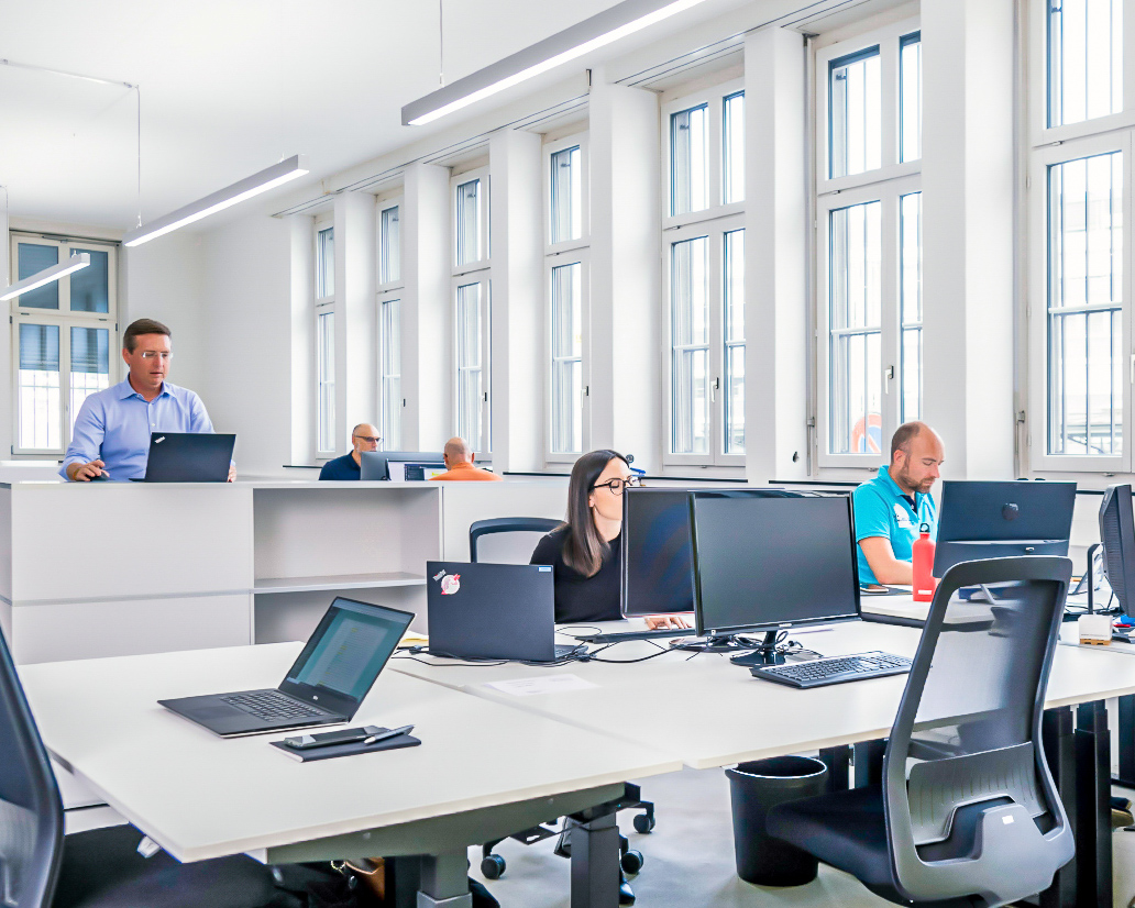 5 Workplace Tech Trends Awaiting Us
