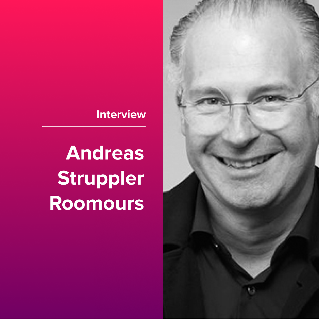 Thought Out Tools for Timeless Offices with Andreas Struppler from roomours