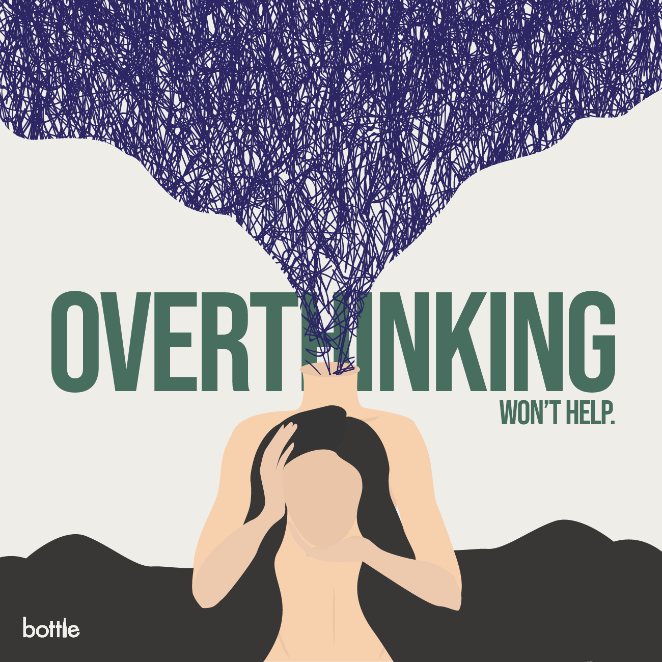 How To Tackle Overthinking?