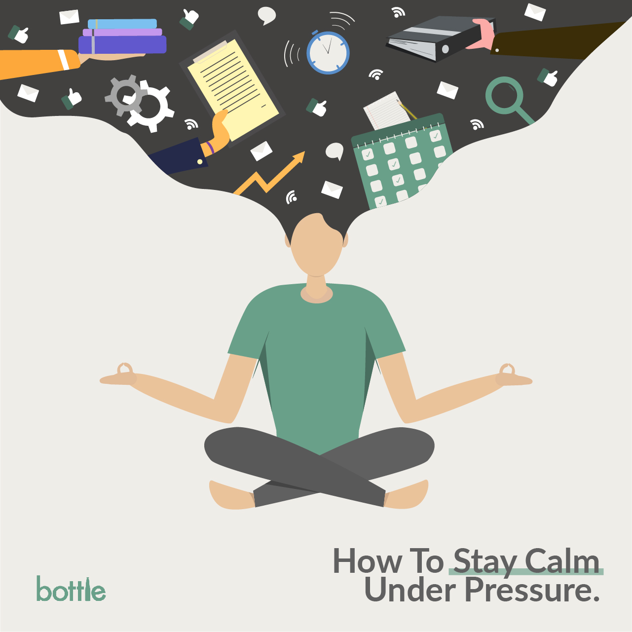 How To Stay Calm Under Pressure?