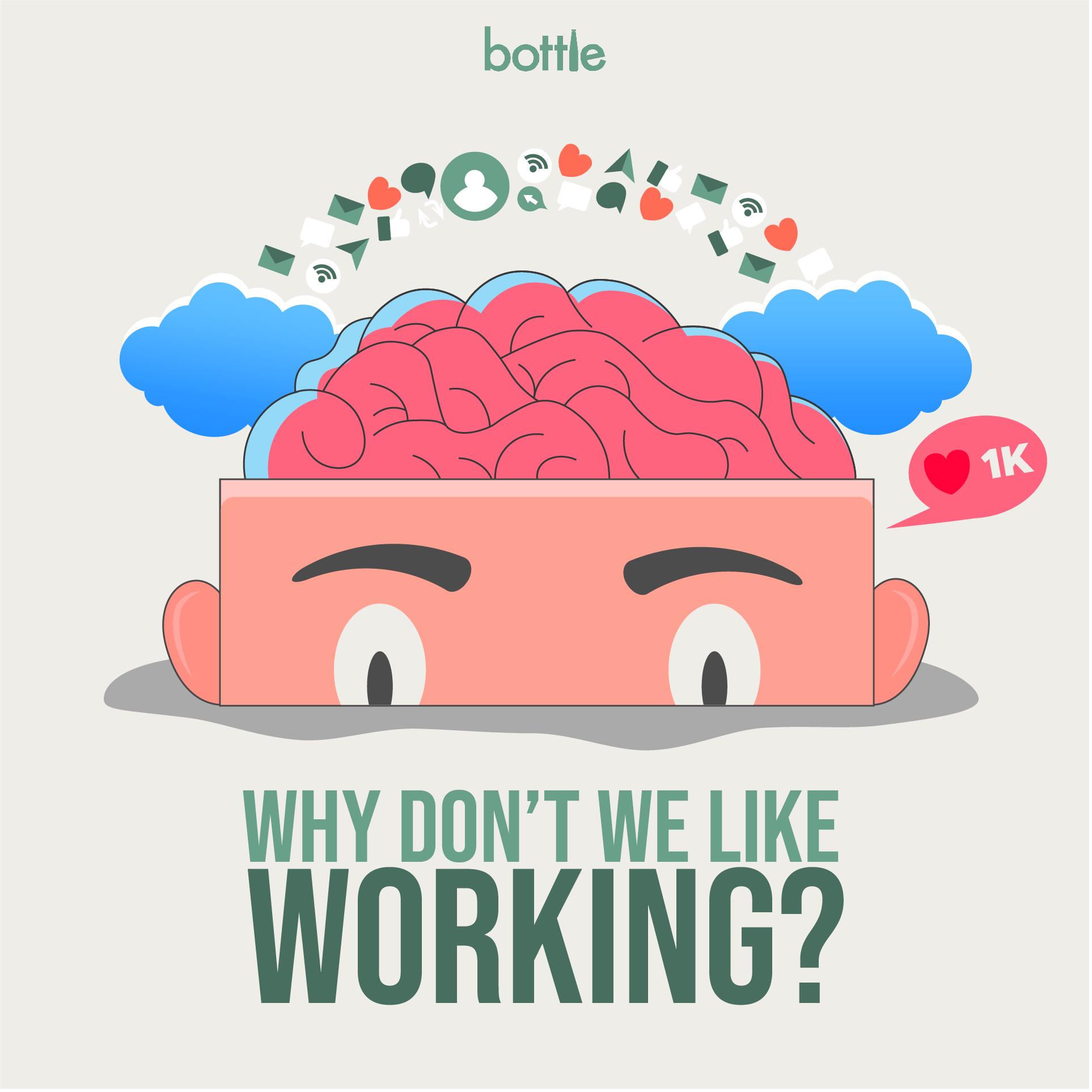 Why Don't We Feel Like Working?