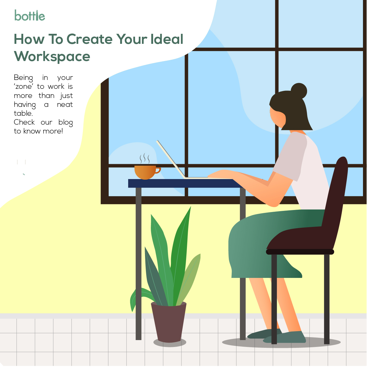 How To Create Your Ideal Workspace