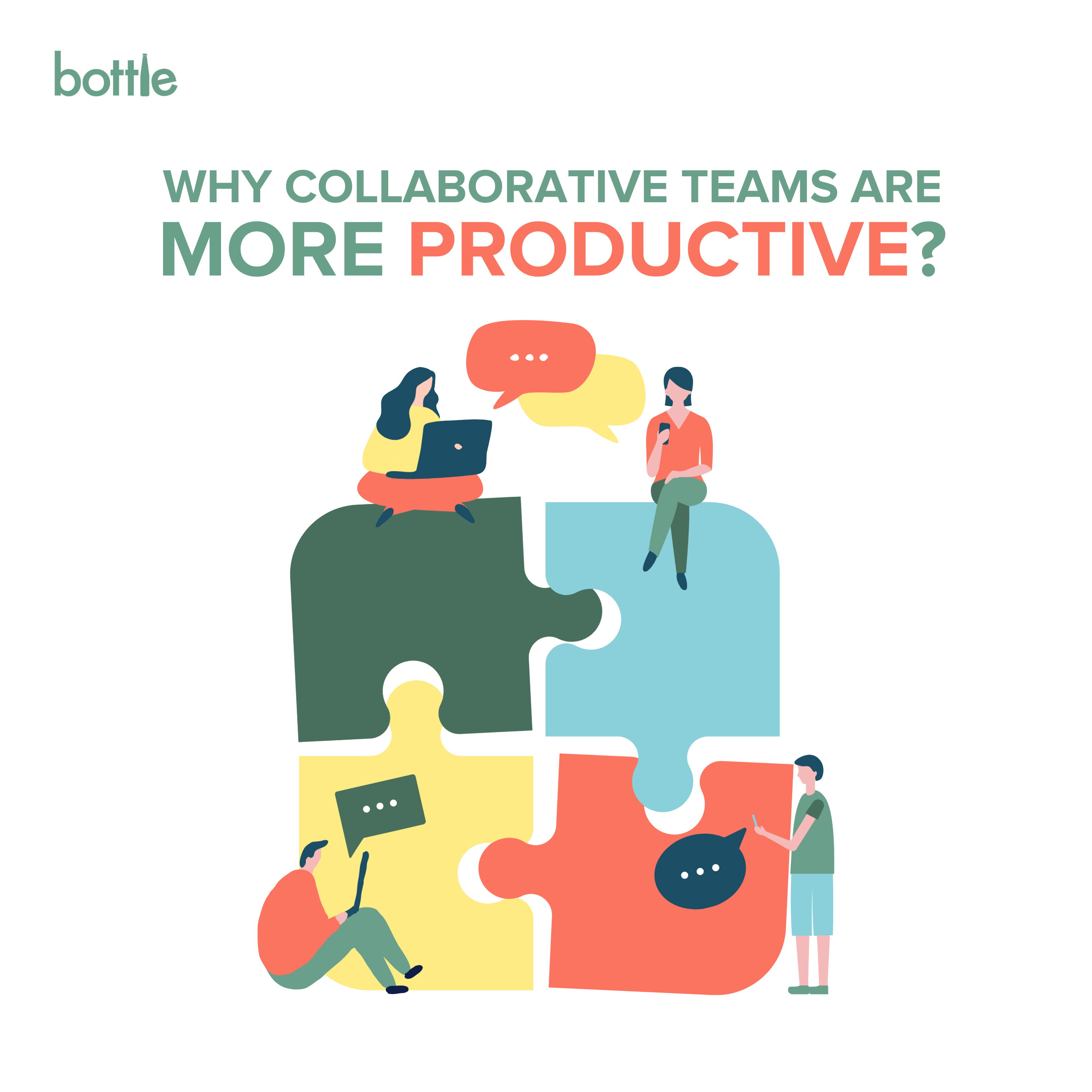 Why Collaborative Teams are More Productive?