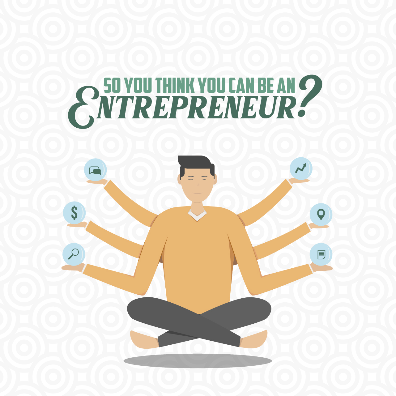 So You Think You Can Be An Entrepreneur?