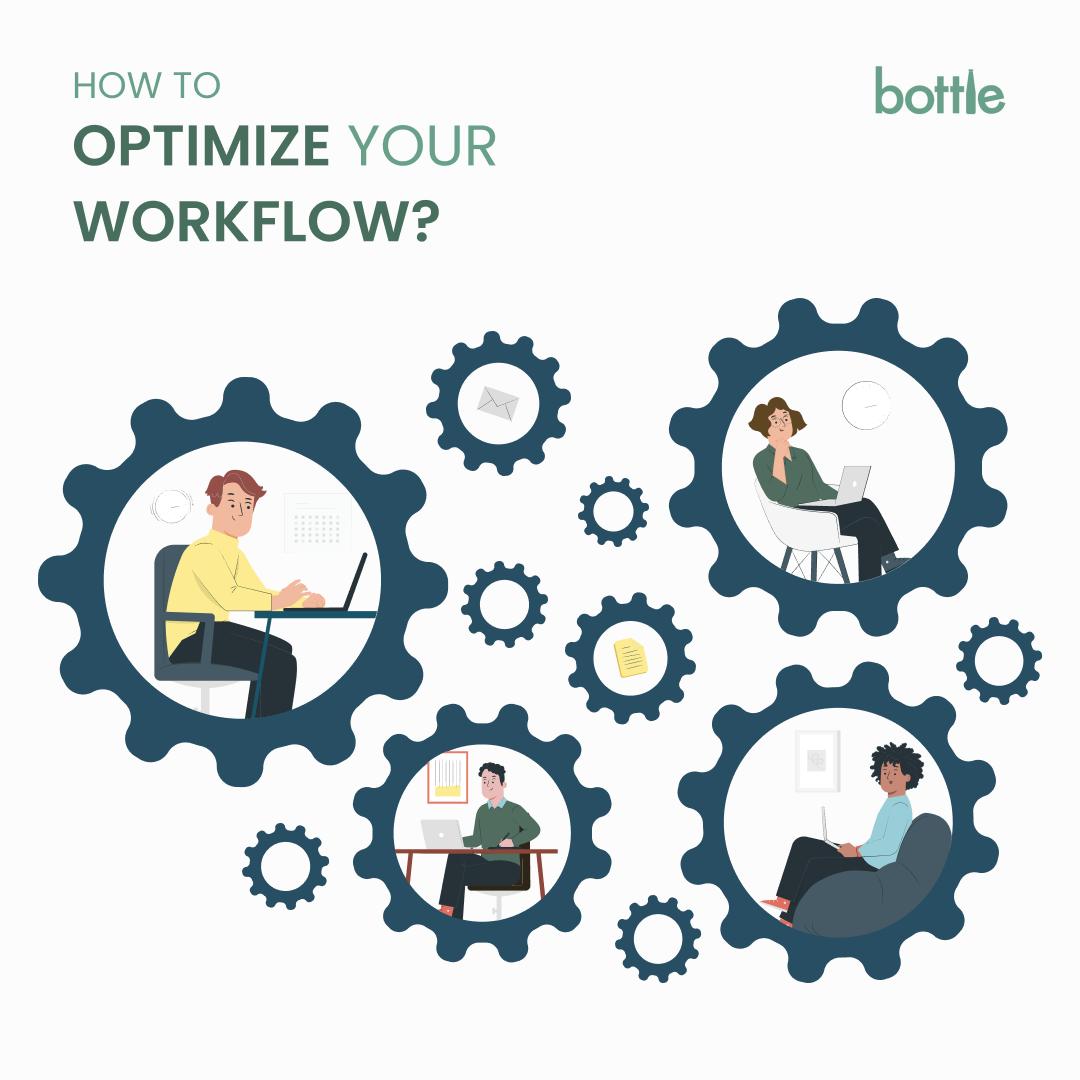 Optimising your team's workflow