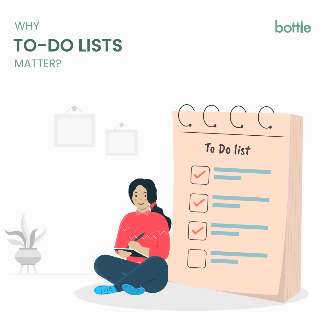 Why To-Do Lists Matter?