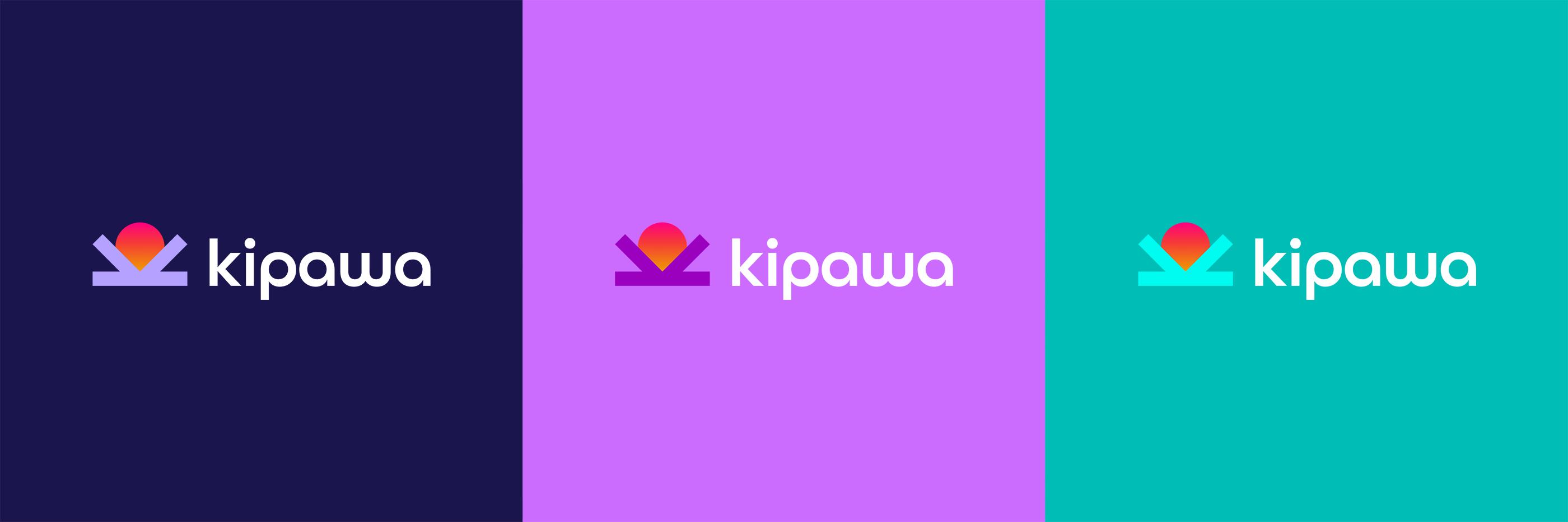 Bright, bold brand identity for a recruitment marketing agency in Kenya