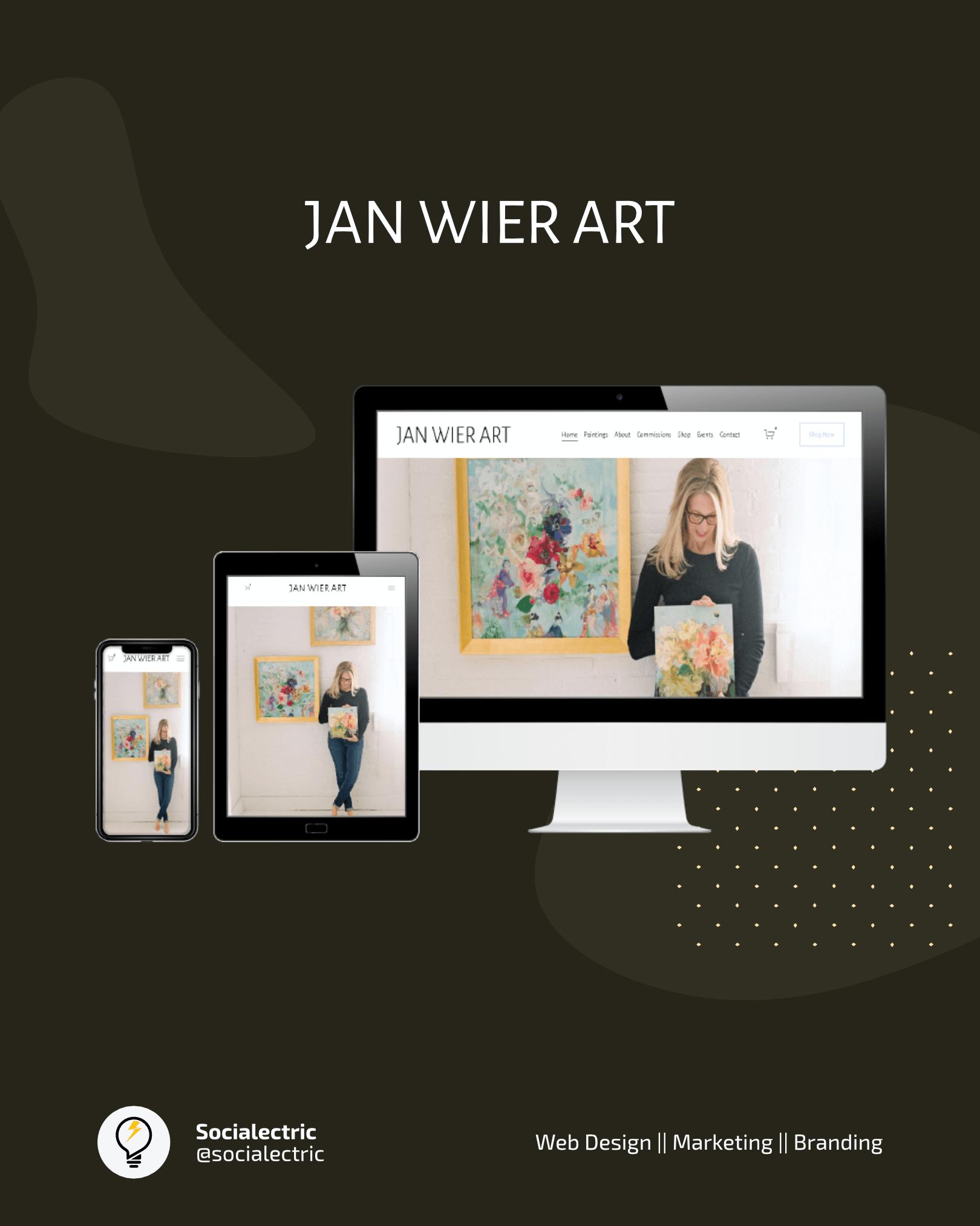 Jan Wier Art