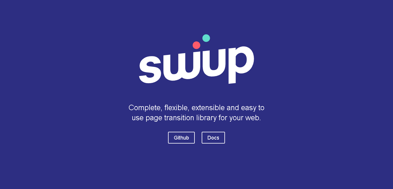Swup JS