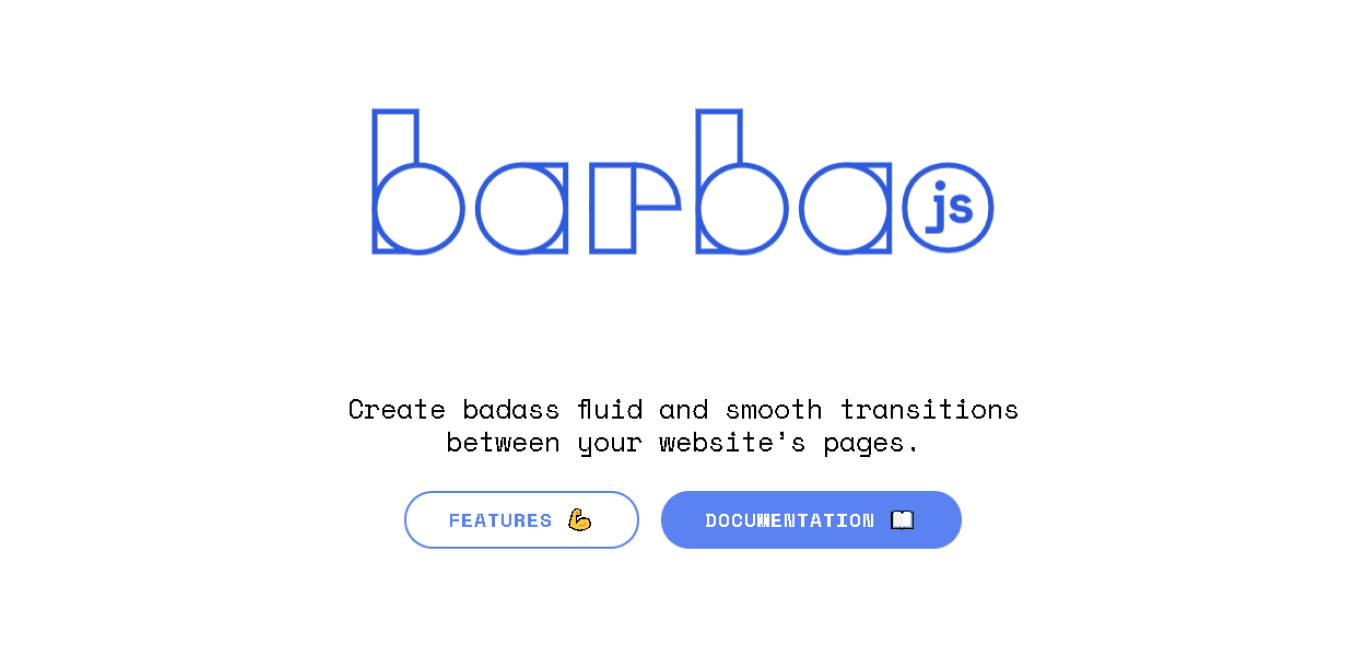 Barba JS
