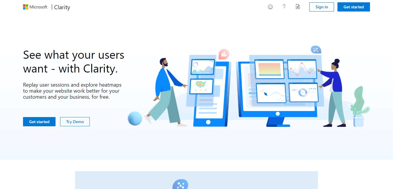 Microsoft Clarity