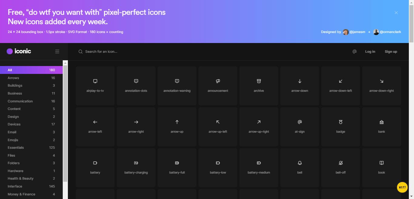 Iconic.app