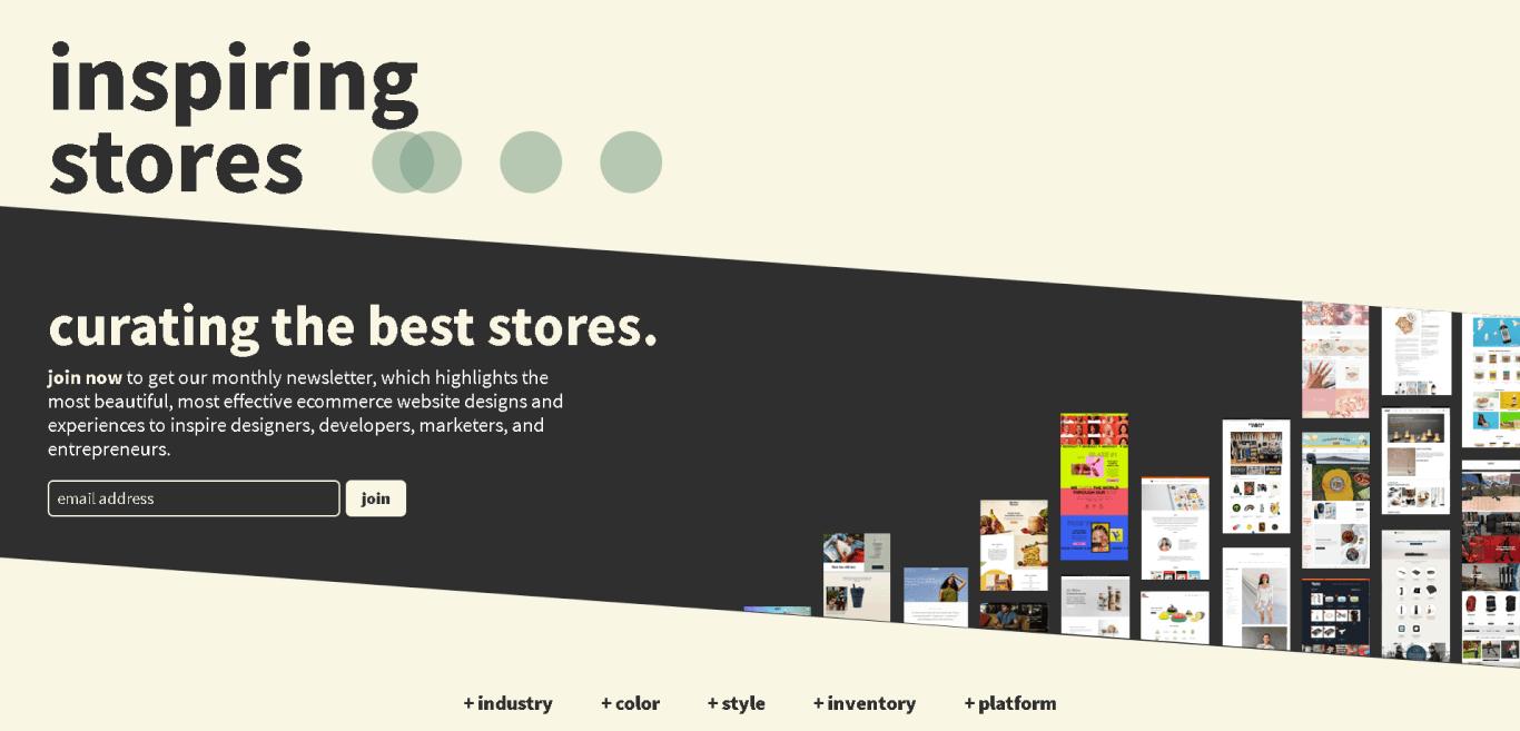 Inspiring Stores