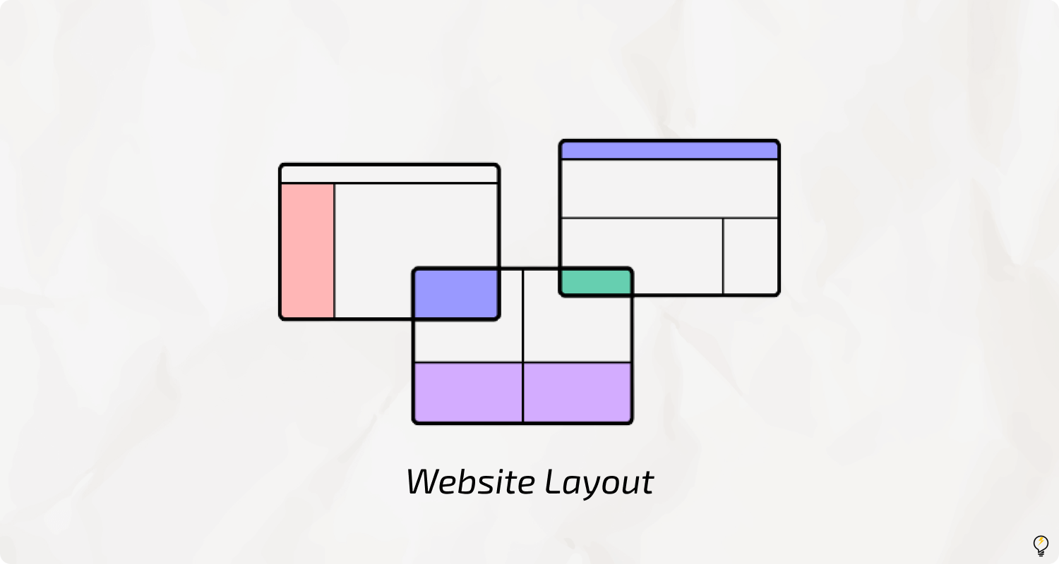 A simple layout or complex will decide your website fit with your target audiences best