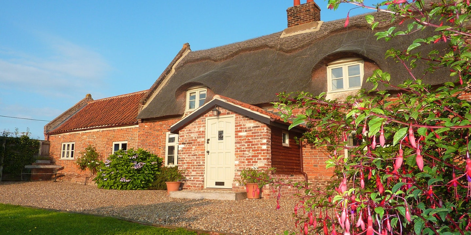 The Thatcher's Cottage